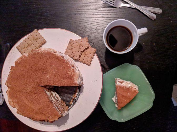 Turkish Coffee Cake
